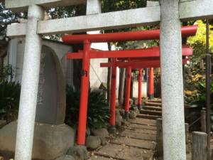 鳩森八幡神社(東京・千駄ヶ谷)