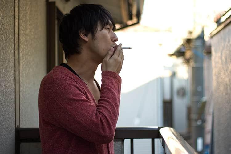 彼氏の喫煙