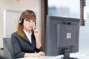 コミュニケータとオフィスワーク