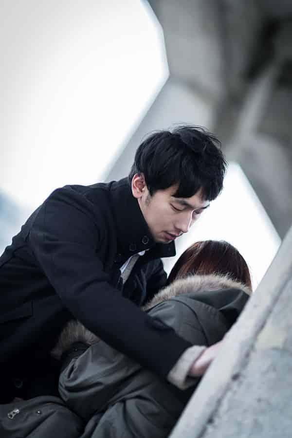 彼氏から彼女へのキス
