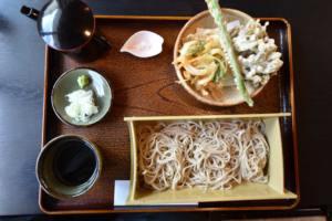 竹家の蕎麦