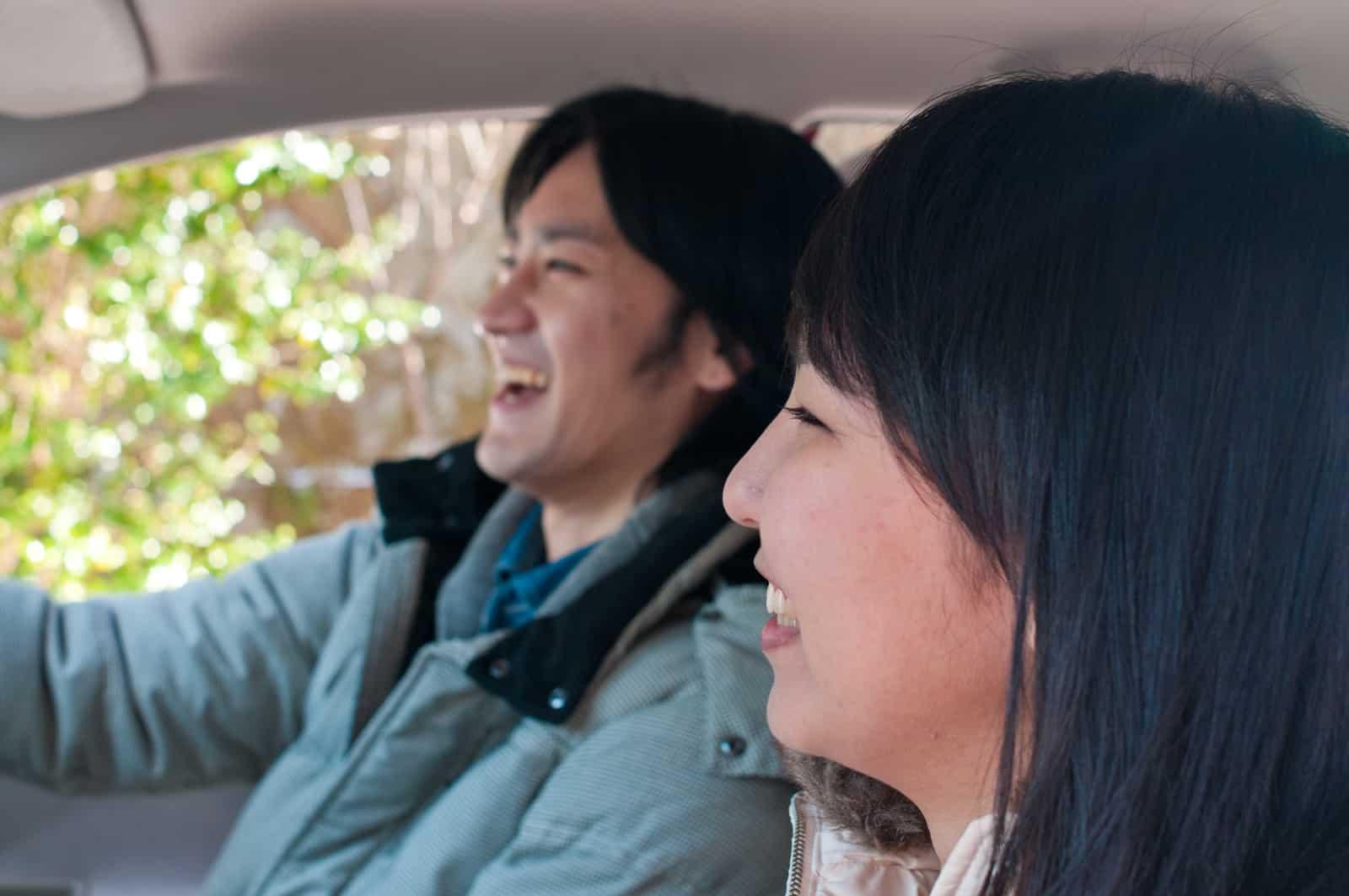 ドライブ・デート