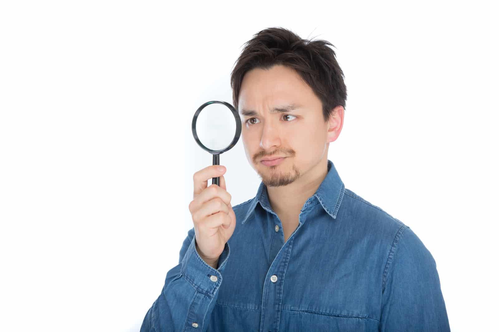 顎が細い方が良い?あの気になる男性の性格を顔の形で診断!