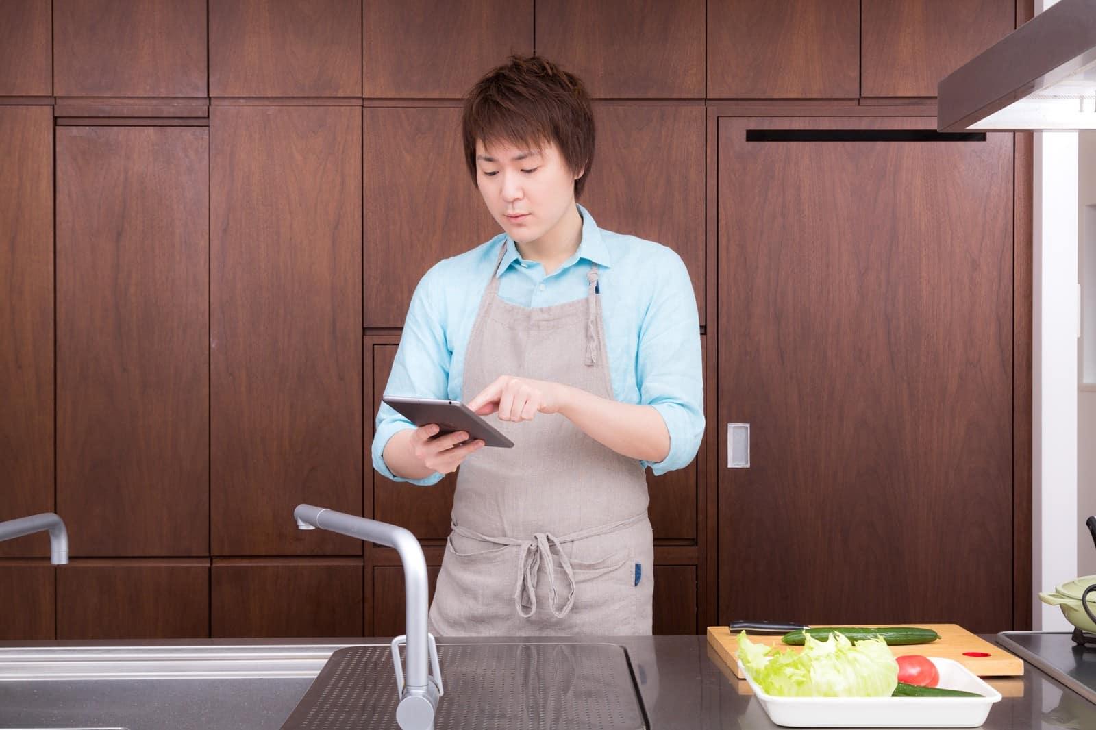 週一で旦那に料理をさせる「旦那レストラン」で家庭円満になるワケ