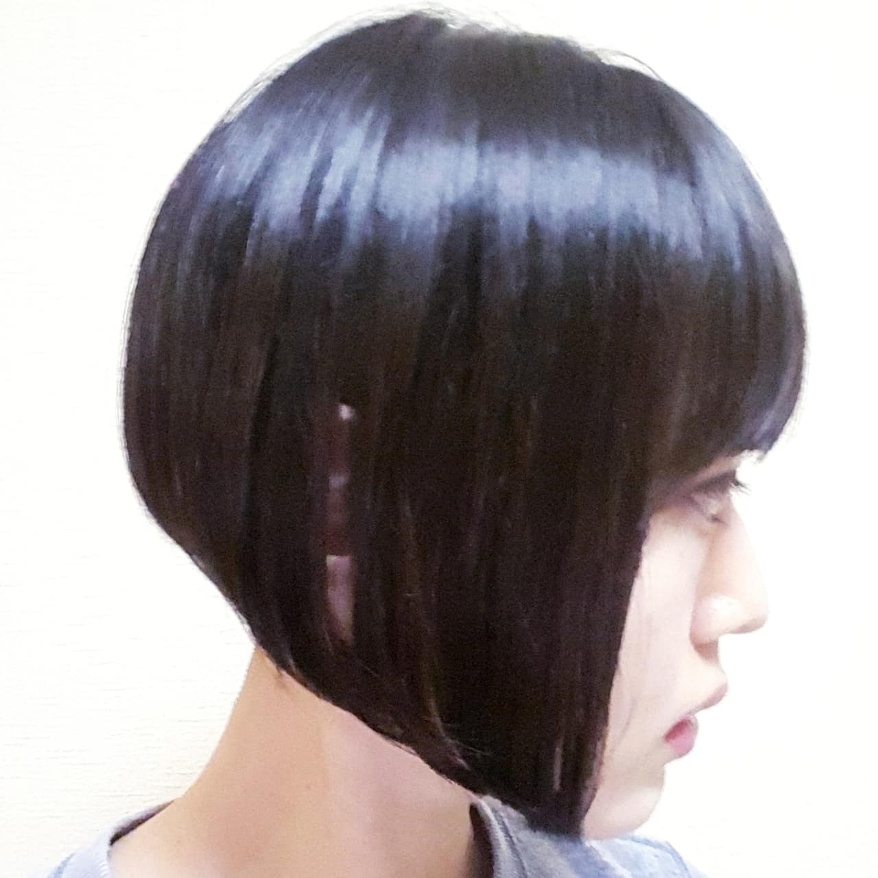 ショートボブ 男ウケ 髪型